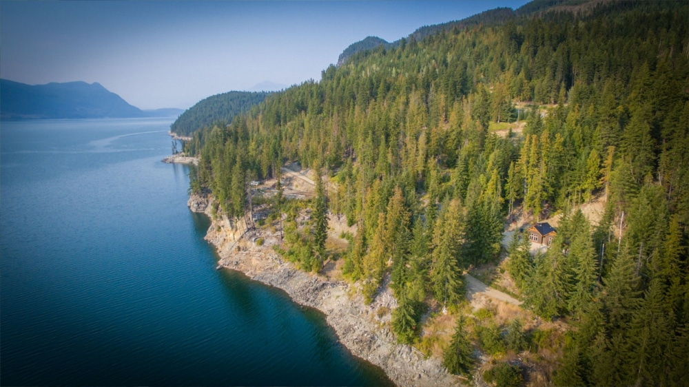 Kootenay Hot Spring Cabins - Nakusp & Halcyon BC - Homepage Gallery 6